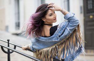 """Maquilhagem de cabelo – O meu método de """"salão de cabeleireiro"""" penteado em 5 minutos"""